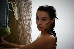 "Danielle Harris in ""Hatchet II"""